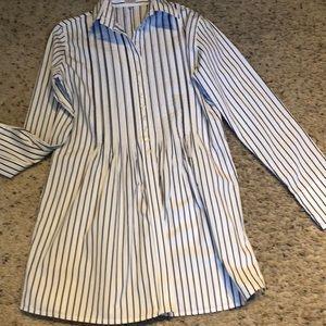 Striped tunic top/shirt